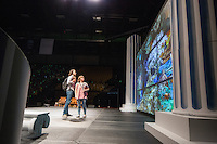 Students, family, faculty and staff participate in the Freshman Convocation on the Utah Valley University Campus in Orem, Utah Friday August 22, 2016. (Jay Drowns/UVU Marketing)