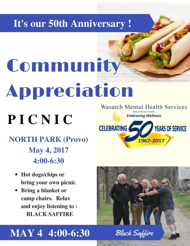 Commuity Appreciation Picnic