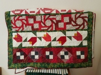 Row Quilt by Diana Kleyenstueber_Seville