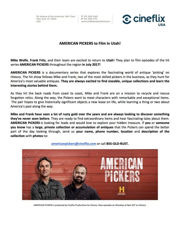AP_Season 9_Utah_Press Release